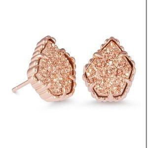4 pairs of Kendra scott TESSA stud earrings